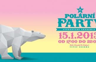 Polární party studentských akademií 15.1. v nod