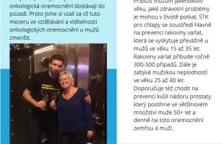Dialog Jessenius přebírá STK pro chlapy